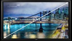 Touchscreen STX-6550 65 Inch Ultra HD