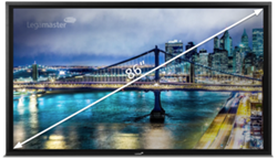 Touchscreen STX-8650 86 Inch Ultra HD