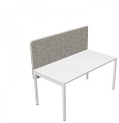 Desk 760 - Akoestische Wand - ACHTERWAND - Stofgroep Velito