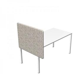 Desk 760 - Akoestische Wand - ZIJWAND - Stofgroep Velito