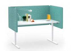 Desk 760 - Akoestische Wand - SET - Stofgroep Velito