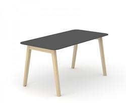 Bureautafel Nova Wood HPL - Houten Frame