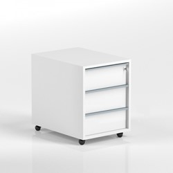 Ladenblok 3-Delig Nova 42,8x60x56 CM (BXDXH)