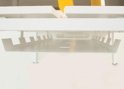 Kabelgoot 900 mm voor bench bureau