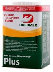 DREUMEX HANDREINIGER MET KORREL 4,5L 1 STUK