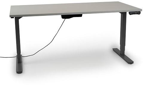 Elektrisch Verstelbaar Zit Sta Bureau Frame Lift Wit Prijs Excl Blad One Stop Office Shop Nl