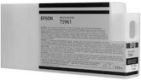 CARTRIDGE EPSON T596100 PHOTO ZWART 350ML