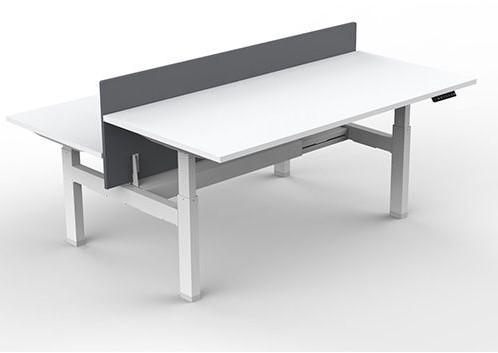 Elektrisch Verstelbaar Zit Sta Bureau Frame Pro Duo Lux