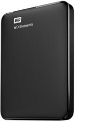 "Externe HDD 2.5"" 500GB Western Digital Elements 1 STUK"
