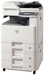 Multifunctional Kyocera FS-C8520 MFP 20 p.p.m. (Occassion)