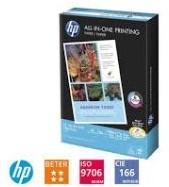 HP PAPIER ALL-IN-ONE A4 80 GRAM 2X500VEL + 250VEL GRATIS