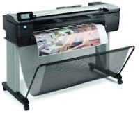 HP PLOTTER DESIGNJET T830 24-IN A1 GROOTFORMAAT
