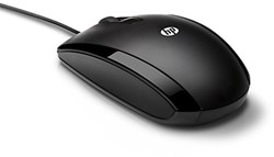HP WIRED MOUSE X500 3 BUTTONS OPTICAL SENSOR
