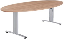 Basic Bureau Vergadertafel Ellips