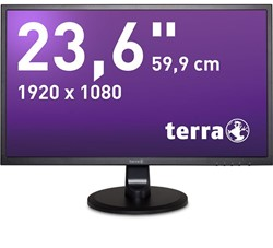"Terra Monitor 2447W 23.6"" Full HD"