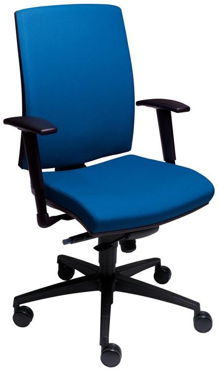 Bureaustoel 60 Cm Zithoogte.Bureaustoel Beta Katwijk 12zw Zithoogte 40 53cm One Stop Office Shop Nl