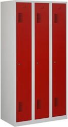 Premium Garderobekast 3 Deuren 90 CM Breed - Verkrijgbaar In Verschillende Kleuren