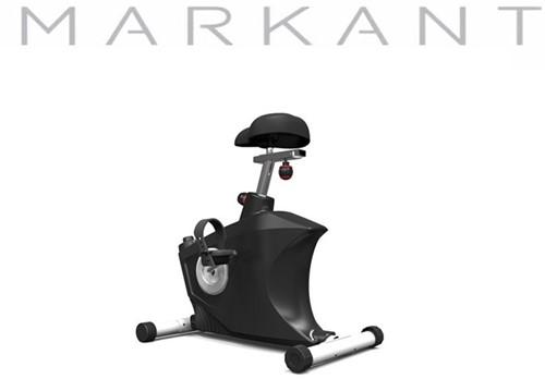 Markant Deskbike Oxibike Zwart
