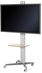 Verrijdbaar standaard X Stand FH 1455 (156cm)