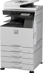 LASERPRINTER SHARP MX2630N A4 KLEUR 26 P.P.M. DUPLEX