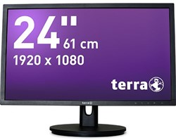 "Terra Monitor 2435W HA 24"" Full HD"
