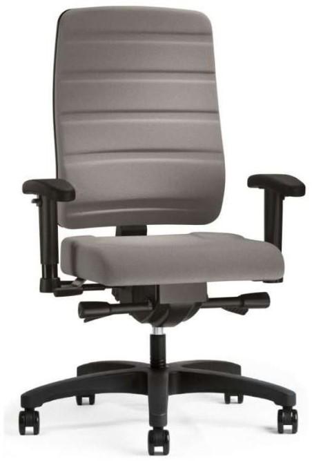 Bureaustoel Hoge Rugleuning.Bureaustoel Yourope Pro 4852 Met Hoge Rugleuning