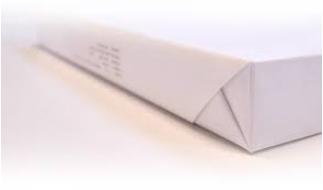 YUPO Synthetisch Papier 73 Gram 45x64cm 95MIC 500 Vel Geschikt voor Mixed Media, Alcohol Inkt, Pen & Inkt, Airbrush, Acryl, Collages en Penseel