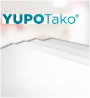 YUPO TAKO LASER A4 254GR 100 VEL 233MIC